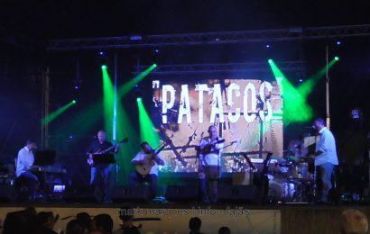 """BANDA JORGENSE """"PATACOS"""" no FESTIVAL DE JULHO 2017 – CALHETA – Ilha de São Jorge (c/ vídeo)"""