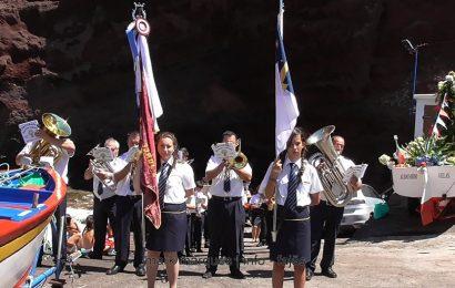 RECREIO TOPENSE NA FESTA DOS MARÍTIMOS – VILA DO TOPO – Ilha de São Jorge (c/ vídeo)