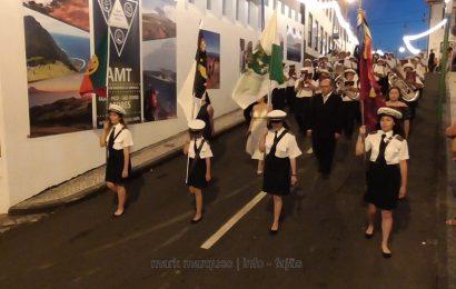 BANDA FILARMÓNICA DA SOCIEDADE RECREIO DOS LAVRADORES- FESTIVAL DE JULHO 2017 – Ilha de São Jorge (c/ vídeo)