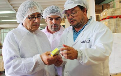 EURODEPUTADO RICARDO SERRÃO SANTOS EM REUNIÕES COM AGRICULTORES, EMPRESÁRIOS E PESCADORES – Ilha de São Jorge