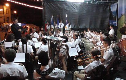 """BANDA FILARMÓNICA """"UNIÃO POPULAR"""" – FESTIVAL DE JULHO 2017 – Ilha de São Jorge (c/ vídeo)"""