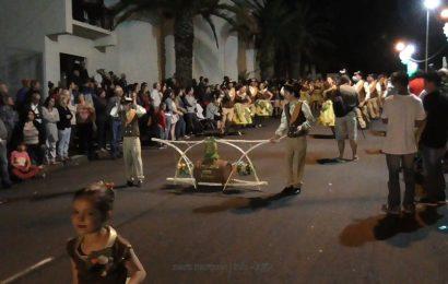 MARCHAS POPULARES (Urzelina) – 30ª SEMANA CULTURAL – Velas – Ilha de São Jorge (c/ vídeo)
