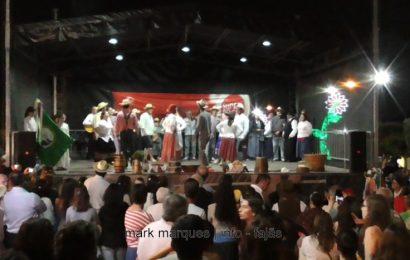ATUAÇÃO DE GRUPO DE FOLCLORE – 30ª SEMANA CULTURAL – Velas – Ilha de São Jorge (c/ vídeo)