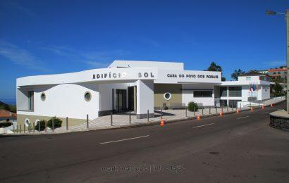 INAUGURAÇÃO DO EDIFÍCIO SOL NA FREGUESIA DE ROSAIS – Ilha de São Jorge (c/ reportagem fotográfica)
