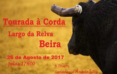 TOURADA À CORDA  NA BEIRA (Largo da Relva) – próximo dia 26 (Sábado) – Ilha de São Jorge