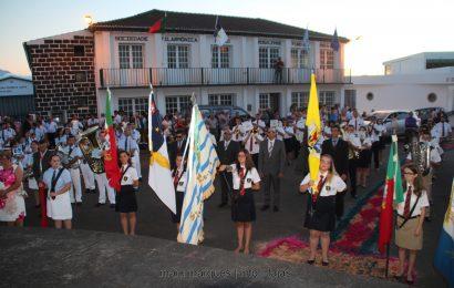 BANDAS FILARMÓNICAS SAÚDAM Nª SRª DO ROSÁRIO – Rosais – Ilha de São Jorge (c/ vídeo)