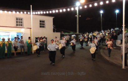 CHARANGA DA AHBVV DESFILA NAS FESTAS DE ROSAIS – ROSAIS – Ilha de São Jorge (c/ vídeo)