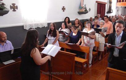 """GRUPO CORAL ENTOA """"HINO DE SANTA ANA"""" – FESTA DE SANTA ANA (BEIRA) – Ilha de São Jorge (c/ vídeo)"""