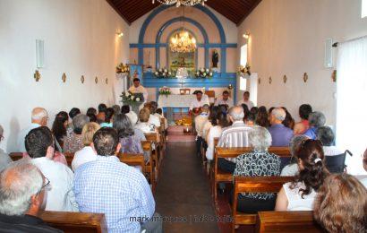 FESTA DE Nª SRª DA ENCARNAÇÃO (MISSA) – RIBEIRA DO NABO – Ilha de São Jorge (c/ vídeo)