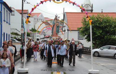 PROCISSÃO DE Nª SRª DAS NEVES – NORTE GRANDE – Ilha de São Jorge (c/ reportagem fotográfica)