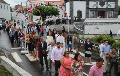PROCISSÃO DE Nª SRª DAS NEVES – NORTE GRANDE – Ilha de São Jorge (c/ vídeo)