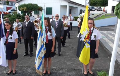 BANDA FILARMÓNICA UNIÃO ROSALENSE NAS FESTAS DE ROSAIS – Ilha de São Jorge (c/ vídeo)