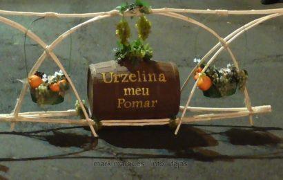 MARCHA DA URZELINA DESFILA NAS FESTAS DE ROSAIS – Ilha de São Jorge (c/ vídeo)