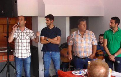 """CANTORIA """"AS VELHAS"""" – FESTA NO TERREIRO DA MACELA – (BEIRA) – Ilha de São Jorge (c/ vídeo)"""