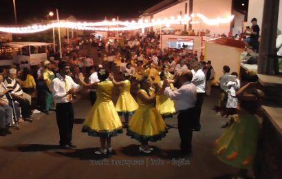 MARCHA DAS MANADAS DESFILA NAS FESTAS DE ROSAIS – Ilha de São Jorge (c/ vídeo)