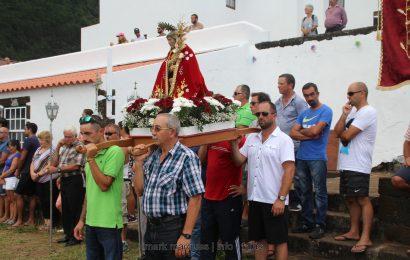 PROCISSÃO – FESTA NA FAJÃ DA CALDEIRA DE SANTO CRISTO – Ilha de São Jorge (c/ reportagem fotográfica)