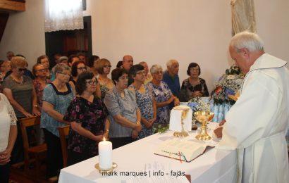 FESTA DE Nª SRª DE LURDES (MISSA E ARREMATAÇÕES) – FAJÃ DOS CUBRES – Ilha de São Jorge (c/ reportagem fotográfica)