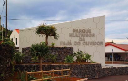 INAUGURAÇÃO DO PARQUE MULTIUSOS DA FAJÃ DO OUVIDOR – Norte Grande – Ilha de São Jorge (c/ reportagem fotográfica)