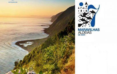 A Fajã dos Cubres na Ilha de São Jorge (Açores) foi a grande vencedora na categoria Aldeias de Mar – Agora responsabilidades acrescidas.