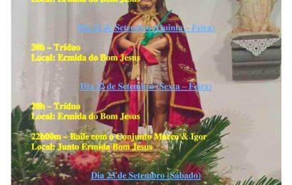 FESTAS DO BOM JESUS – FAJÃ GRANDE / CALHETA – 20 a 24 de Setembro – Ilha de São Jorge