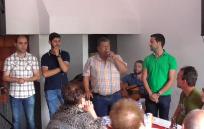 """""""HOJE ESTOU TRISTE….PERDI UM AMIGO"""" HOMENAGEM AO JOÃO BETTENCOURT (PERNETA) – Cantador da Ilha de São Jorge (c/ vídeo)"""