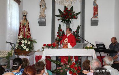 FESTA DO SENHOR BOM JESUS (MISSA) FAJÃ GRANDE / CALHETA – Ilha de São Jorge (c/ vídeo)
