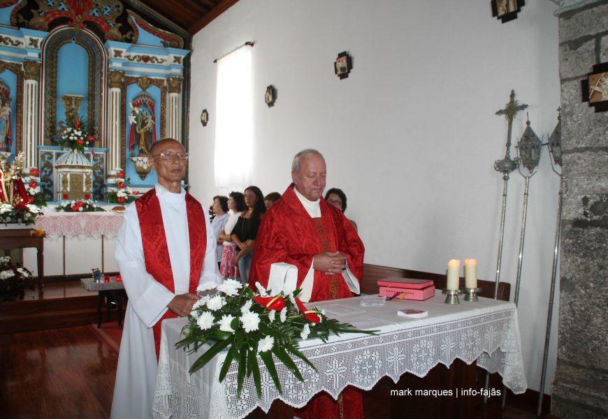 FESTA NA FAJÃ DA CALDEIRA DE SANTO CRISTO (MISSA) – Ilha de São Jorge