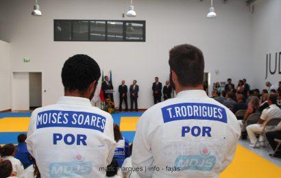Centro de Treino de Judo de São Jorge já foi inaugurado e surge como reconhecimento do trabalho do Judo Clube São Jorge (c/ reportagem fotográfica)