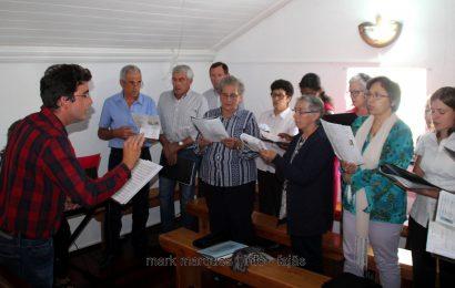 """GRUPO CORAL DE SANTO AMARO INTERPRETA """"Signore delle Cime"""" – Ilha de São Jorge (c/ vídeo)"""