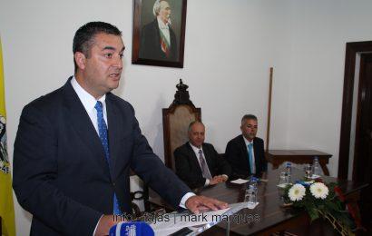 Presidente e vereadores da Câmara Municipal das Velas tomam posse no dia 22, com a presença de Assunção Cristas – Ilha de São Jorge