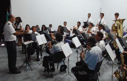 BANDA FILARMÓNICA RECREIO NORTENSE EM CONCERTO NAS FESTAS DA FAJÃ DO OUVIDOR – Ilha de São Jorge (c/ vídeo)
