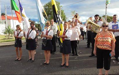 BANDA RECREIO TERREIRENSE SAÚDA SRª da BOA MORTE – URZELINA – Ilha de São Jorge (c/ vídeo)