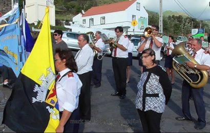 BANDA FILARMÓNICA SAÚDA Nª SRª DA LUZ (Queimada / Santo Amaro) – Ilha de São Jorge (c/ vídeo)