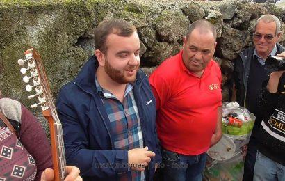 """""""CANTORIA"""" NA FERRA DA GANADARIA ÁLVARO AMARANTE – Ilha de São Jorge (c/ vídeo)"""