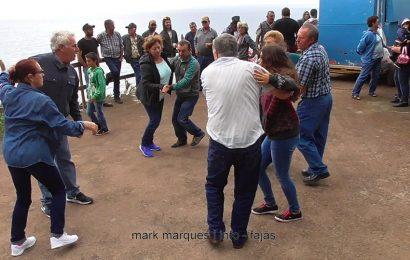 """""""CHAMARRITA DE QUATRO PARES"""" – FAJÃ DA SARAMAGUEIRA – Ilha de São Jorge (c/ vídeo)"""