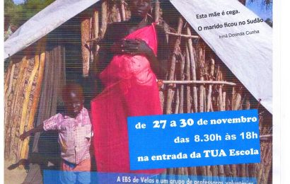 FEIRA SOLIDÁRIA – EBS de Velas – (27 a 30 de Novembro) – Ilha de São Jorge