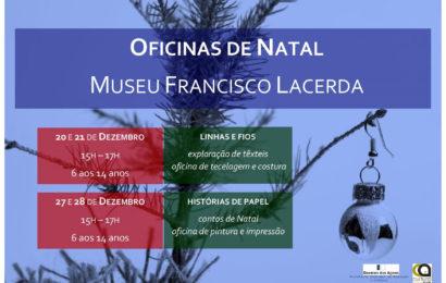 Museu Francisco de Lacerda promove oficina Férias de Natal – Ilha de São Jorge
