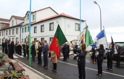 BANDAS FILARMÓNICAS CUMPRIMENTAM MUNICÍPIO – FESTA DE SANTA CATARINA – VILA DA CALHETA – Ilha de São Jorge (c/ reportagem fotográfica)