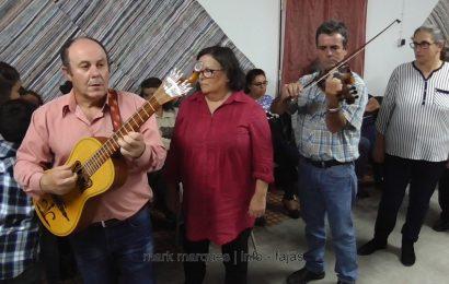 """""""BAILE DE RODA"""" FESTA DA MATANÇA DO PORCO – SANTO AMARO, Ilha de São Jorge (c/ vídeo)"""