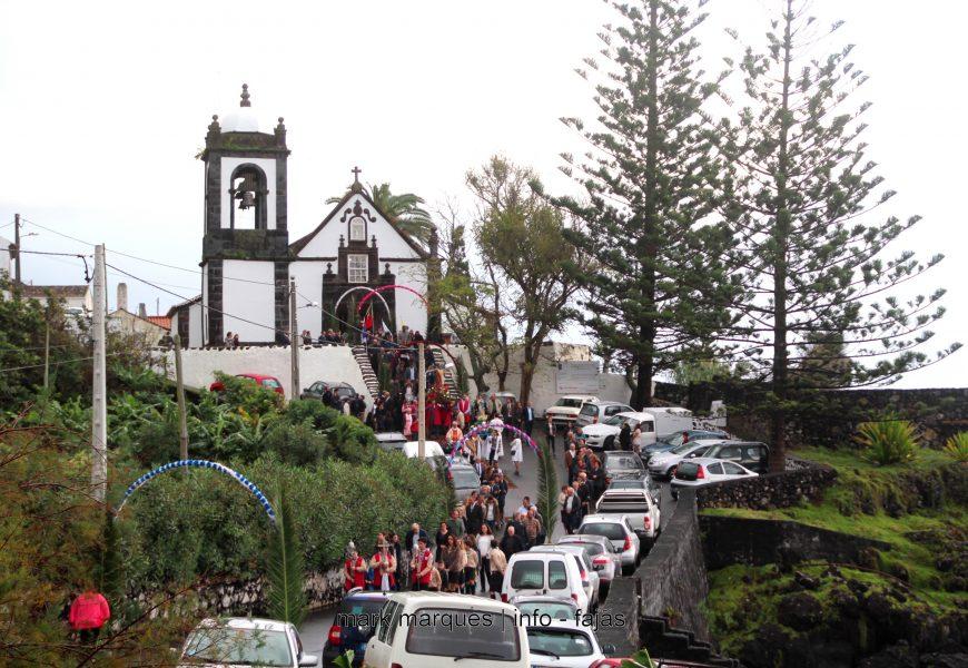 PROCISSÃO / FESTA DE SANTA BÁRBARA – MANADAS / Ilha de São Jorge (c/ reportagem fotográfica)