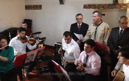 GRUPO CORAL JUVENIL DAS MANADAS ANIMA EUCARISTIA / FESTA DE SANTA BÁRBARA – MANADAS / Ilha de São Jorge (c/ vídeo)