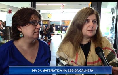 """Escola Básica e Secundária da Calheta assinala o """"DIA DA MATEMÁTICA""""– Ilha de São Jorge (c/ vídeo)"""