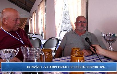 CONVÍVIO – V CAMPEONATO DE PESCA DESPORTIVA – Vila da Calheta – Ilha de São Jorge (c/ vídeo)