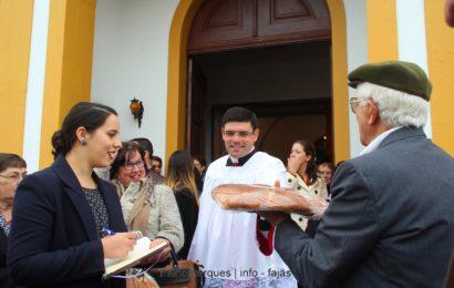 MISSA E ARREMATAÇÕES – FESTA DE SANTO ANTÃO – Santo Antão / Ilha de São Jorge (c/ reportagem fotográfica)