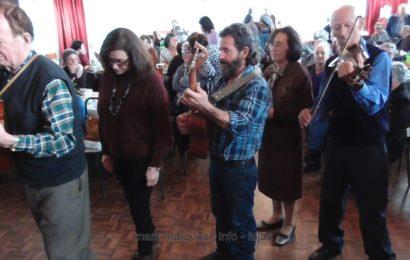 """""""BAILE DE RODA"""" NA FESTA DOS IDOSOS – Ribeira Seca – Ilha de São Jorge (c/ vídeo)"""