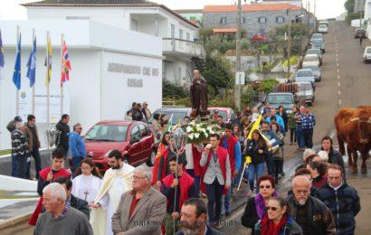 ROSAIS – Procissão de Santo Antão – Ilha de São Jorge (c/ vídeo)