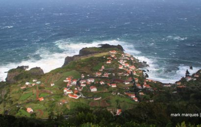 Vento forte e agitação marítima, alerta a Proteção Civil