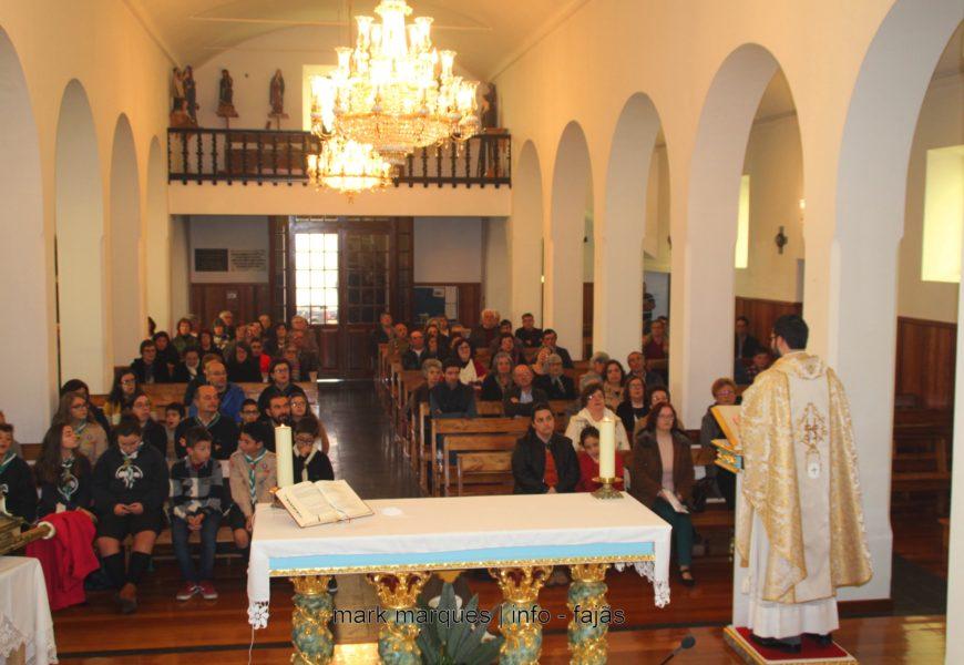 ROSAIS – Missa – Festa de Santo Antão – Ilha de São Jorge (c/ vídeo)