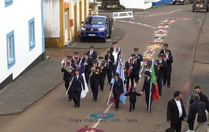 NOVA ALIANÇA EM DESFILE – FESTA DE SANTO ANTÃO – Santo Antão / Ilha de São Jorge (c/ vídeo)