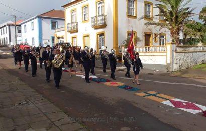 RECREIO DOS LAVRADORES EM DESFILE – FESTA DE SANTO ANTÃO – Santo Antão / Ilha de São Jorge (c/ vídeo)